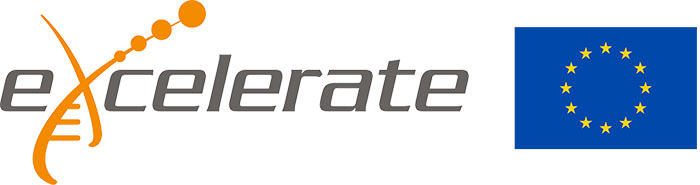 Excelerate and EC logos