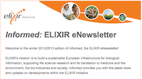 ELIXIR-Informed-newsletter
