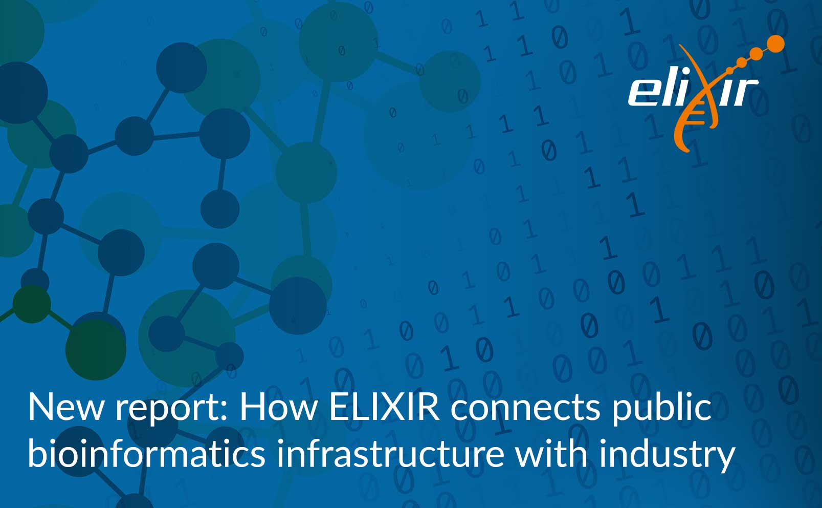 ELIXIR | A distributed infrastructure for life-science information