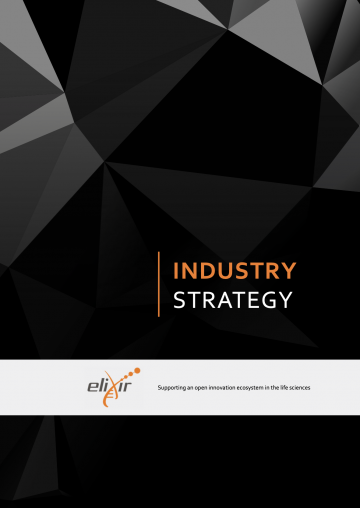 ELIXIR Industry Strategy cover