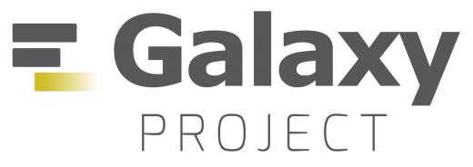 Galaxy project logo