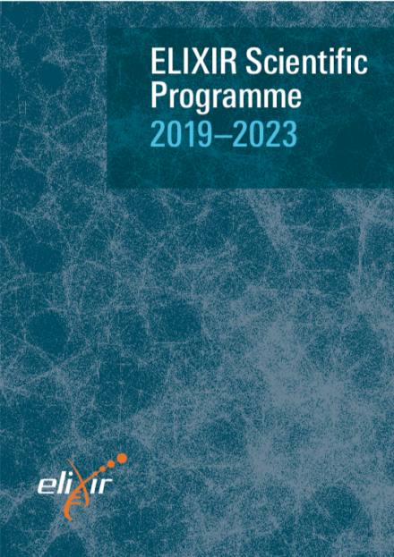 ELIXIR Scientifc Programme Cover