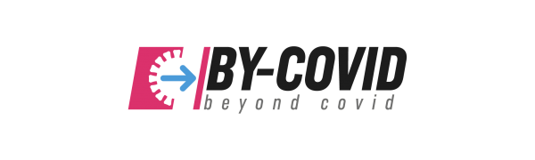 logo of the BY-COVID project